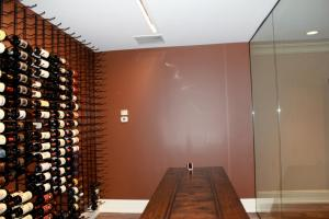 Palitine IL 60067 Contemporary Wine Cellar Racking (043)