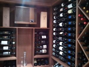 Barrington IL 60010 Custom Wine Cellar Cabinetry (055)