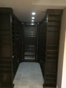 Burr Ridge IL 60527 Custom Wine Cellar Cabinetry (056)