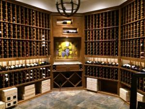 Glencoe IL 60045 Custom Wine Cellar Cabinetry (065)