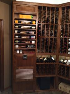 Glencoe IL 60045 Custom Wine Cellar Cabinetry (066)