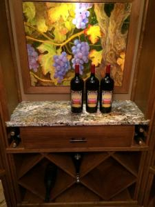 Glencoe IL 60045 Custom Wine Cellar Cabinetry (067)
