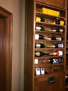 Glencoe IL 60045 Custom Wine Cellar Cabinetry (068)