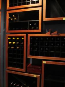 Highland Park IL 60035 Custom Wine Cellar Cabinetry ((071)