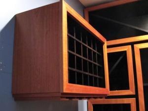 Highland Park IL 60035 Custom Wine Cellar Cabinetry (070)