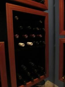 Highland Park IL 60035 Custom Wine Cellar Cabinetry (072)