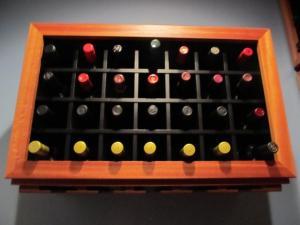 Highland Park IL 60035 Custom Wine Cellar Cabinetry (073)