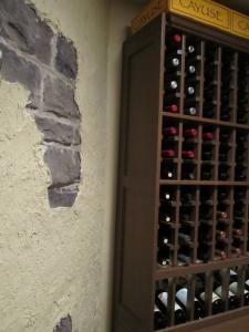 Union League Club of Chicago IL 60604 Custom Wine Cellar Cabinetry (079))