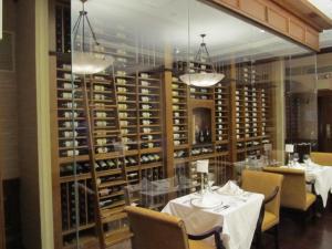 Union League Club of Chicago IL 60604 Custom Wine Cellar Cabinetry (080)