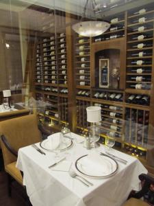 Union League Club of Chicago IL 60604 Custom Wine Cellar Cabinetry (081)