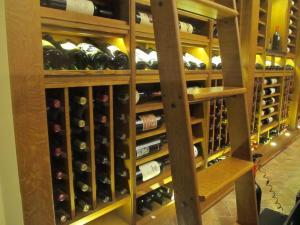 Union League Club of Chicago IL 60604 Custom Wine Cellar Cabinetry (083)