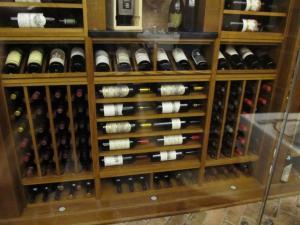 Union League Club of Chicago IL 60604 Custom Wine Cellar Cabinetry (086)