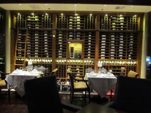 Union League Club of Chicago IL 60604 Custom Wine Cellar Cabinetry (087)