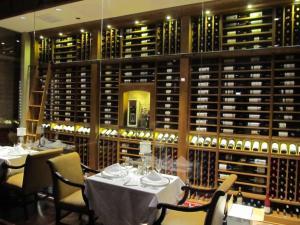 Union League Club of Chicago IL 60604 Custom Wine Cellar Cabinetry (088)