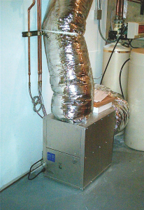 HydroCool Dusted Cooling Unit