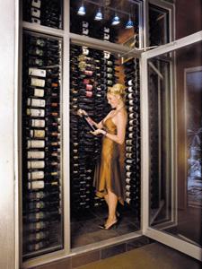 Northridge IL 60706 Meta Wine Racking (014)