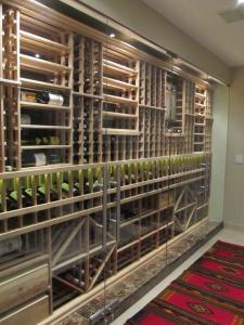 Chicago IL 60642 Traditional Wine Cellar Racking (102)