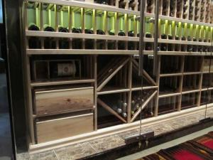 Chicago Loop IL 60611 Traditional Wine Cellar Racking (105)