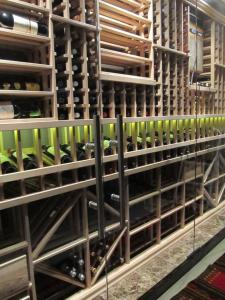 Chicago Loop IL 60611 Traditional Wine Cellar Racking (106)