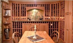 Deerfield IL 60015 Traditional Wine Cellar Racking (111)