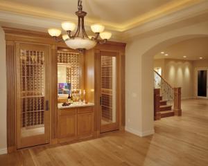 Glencoe IL 60022 Traditional Wine Cellar Racking (112)