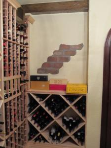 Hinsdale IL 60521 Traditional Wine Cellar Racking (120)
