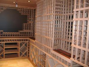Hinsdale IL 60521 Traditional Wine Cellar Racking (122)