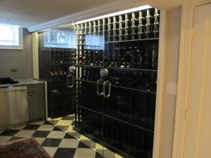 Hinsdale IL 60521 Traditional Wine Cellar Racking (123)
