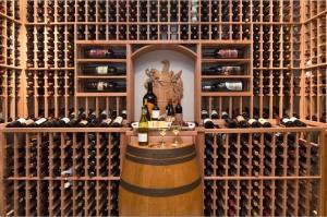 Kenilworth IL 60043 Traditional Wine Cellar Racking (124)