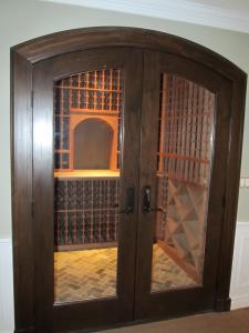 Kenilworth IL 60043 Traditional Wine Cellar Racking (125)