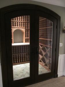 Kenilworth IL 60043 Traditional Wine Cellar Racking (126)