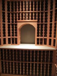 Kenilworth IL 60043 Traditional Wine Cellar Racking (128)