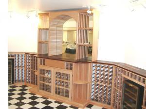 Wayne IL 60184 Traditional Wine Cellar Racking (171)