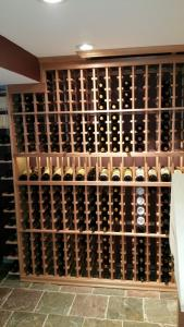 Western Springs IL 60558 Traditional Wine Cellar Racking (174)