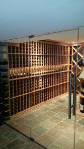 Western Springs IL 60558 Traditional Wine Cellar Racking (175)