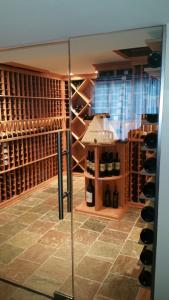 Western Springs IL 60558 Traditional Wine Cellar Racking (176)