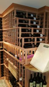 Western Springs IL 60558 Traditional Wine Cellar Racking (177)