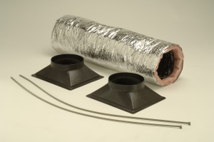 Ducting Kit from Wine Guardian