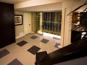 Barrington IL 60010 Glass Front Wine Cellar