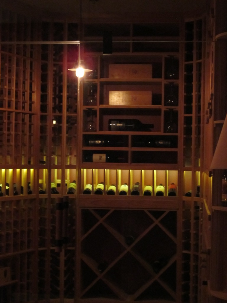 The Selection Of Wine Cellar Materials Chicago Wine