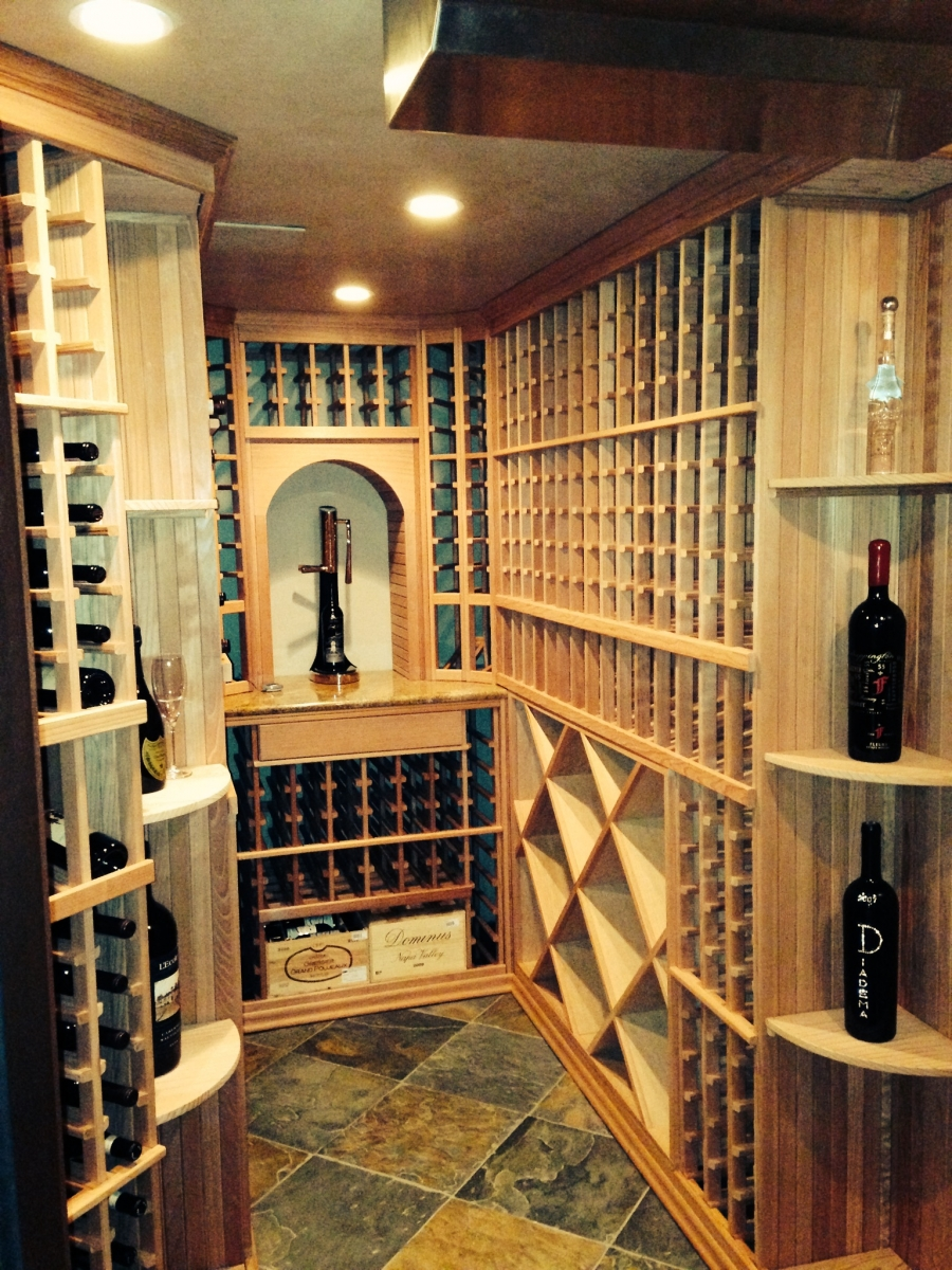 Library Chicago Wine Cellar Expert