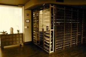 Chicago IL 60603 Condo Wine Cellar