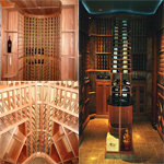 More Types and Levels of Wine Racking than any Other Company in the Business